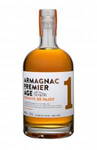 Armagnac domaine Pajot premier age